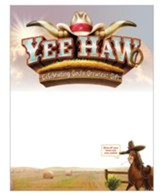 Yee-Haw: Publicity Posters (pkg. of 5)