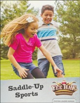 Yee-Haw: Saddle-Up Sports Leader Manual