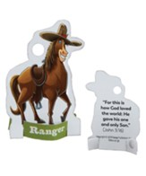 Yee-Haw: Bible Memory Buddies (pkg. of 5)