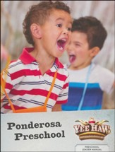 Yee-Haw: Ponderosa Preschool Leader Manual