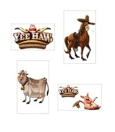 Yee-Haw: Giant Decorating Poster Pack (set of 4)
