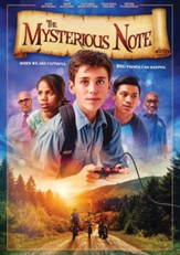The Mysterious Note, DVD