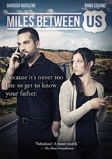 Miles Between Us, DVD
