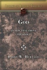 God in New Testament Theology - eBook