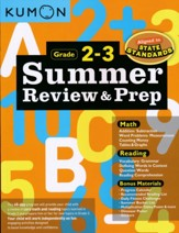 Summer Review & Prep, Grade 2-3