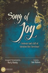 Song of Joy Choral Book