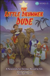 The Little Drummer Dude Choral Book