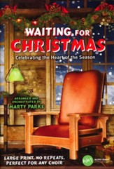 Waiting for Christmas Choral Book