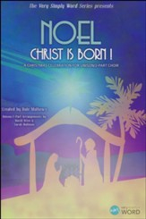 Noel, Christ is Born! Choral Book