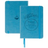Friend I Am Grateful For Your Guidance Notebook, Blue