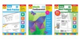 Evan-Moor Math Bundle, Grade 2