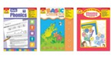 Evan-Moor Phonics Bundle, Grade 1