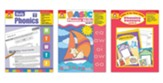 Evan-Moor Phonics Bundle, Grade 2