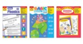 Evan-Moor Phonics Bundle, Grade 3