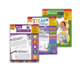 Evan-Moor STEM/Science Bundle, Grade 3