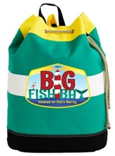 Big Fish Bay KJV Intro Kit - Regular Baptist Press VBS 2020