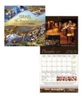 2019-2020 Israel: The Promised Land Jewish/Christian Calendar
