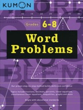 Word Problems, Grades 6-8