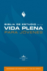 RVR 1960 Biblia de estudio de la vida plena para jovenes, azul (Full Life Study Bible for Students)