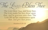 The Lord Bless Thee Postcards, 25