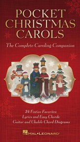 Pocket Christmas Carols: The Complete Caroling Companion