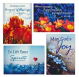 Lift Your Spirits (NIV) Get Well Cards, Box of 12