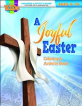 A Joyful Easter Coloring & Activity Book (NIV)