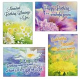 Birthday Treasures (NIV) Birthday Cards, Box of 12