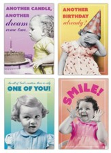 Remember When (KJV) Birthday Cards, Box of 12
