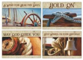 Nautical Notions (KJV) All Occasion Cards, Box of 12