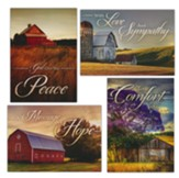 To Comfort You (KJV) Sympathy Cards, Box of 12