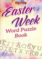 Easter Week Word Puzzle Book (NIV)