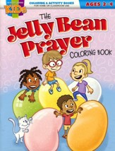 The Jelly Bean Prayer Coloring Book (NIV)