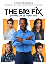 The Big Fix, DVD
