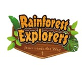 Rainforest Explorers: T-Shirt Iron-Ons (pkg. of 10)