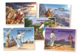 Rainforest Explorers: Bible Story Posters (set of 5)