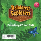 Rainforest Explorers: Passalong CD & DVD