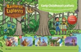 Rainforest Explorers: Early Childhood Leaflets and Stickers