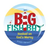 Big Fish Bay: Logo Buttons (pkg. of 20)