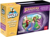 Buzz: Grades 5 & 6 Raiders of the Empty Tomb Kit, Spring 2020
