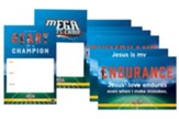 MEGA Sports Camp Heart of a Champion: Poster Pack (pkg. of 8)