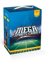 MEGA Sports Camp: Heart of a Champion Core Kit - My Healthy Church VBS 2020