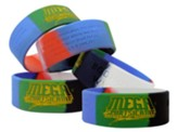 MEGA Sports Camp MEGA Verse Wristbands (pkg. of 5)