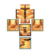 MEGA Sports Camp Heart of a Champion: Salvation Share Square (pkg. of 5)