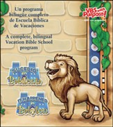 Sucedió en Babilonia, EBV Bilingüe  (It Happened in Babylon, Bilingual VBS) - USB Drive