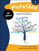 WriteShop 1 Student Workbook (5th Edition)