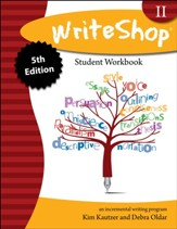 WriteShop 2 Student Workbook (5th Edition)