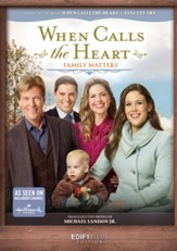 When Calls the Heart: Family Matters - Season 7, DVD #3