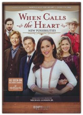 When Calls the Heart: New Possibilities, DVD