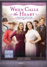 When Calls the Heart: A Moving Picture, DVD